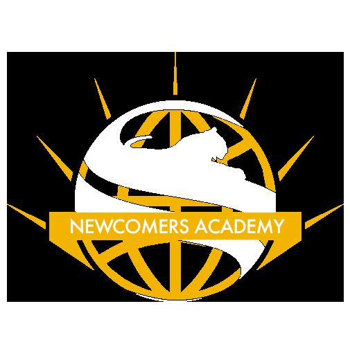 Sullivan High School Newcomers Academy Logo