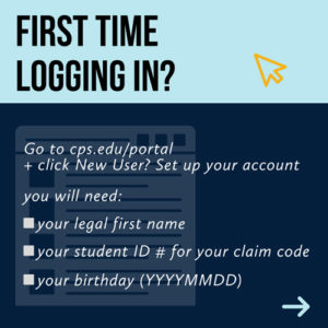 CPS login instructions