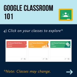 google class instructions